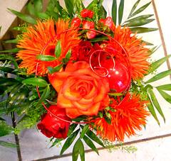 Bonne Année 2019 à vous tous (jeanpierrefrey) Tags: bouquet fleurs jardinerie woerth alsacedunord
