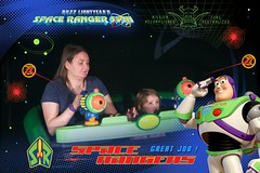 Florida Day 3 - The Magic Kingdom Buzz Lightyear Space Ranger Spin Photopass 01 (TravelShorts) Tags: walt disney world wdw magic kingdom be our guest beast food tiana rapunzel characters buzz lightyear space ranger spin light year seven dwarfs mine train photopass maker ariel princess fairytale hall haunted mansion