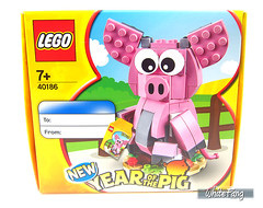 An original box image of the 40186 Year of the Pig (WhiteFang (Eurobricks)) Tags: lego chinese new year cny exclusive asia pacific festive season culture asian red packets family grandparents father mother children living room house interior exterior lantern happiness blessing dragon dance pig show chingay performance