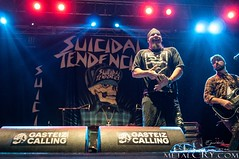 Suicidal Tendencies @ Gasteiz Calling 2018 // 09-11-18