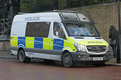 BX65 DKY (Emergency_Vehicles) Tags: bx65dky metropolitan police bsb