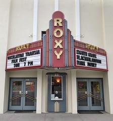 THE ROXY MISSOULA MONTANA (ussiwojima) Tags: theroxy theatre theater movie missoula montana neon marquee advertising sign