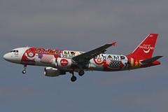 HS-ABD DMK 15.12.2018 (Benjamin Schudel) Tags: hsabd thai airasia air asia airbus a320 dmk bangkok thailand don muang