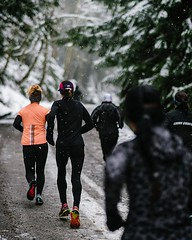 When it's cold, wet, and the trails are too snowy, the crew still shows up and crushes the run. – #habitsofexcellence #pmwintergridchallenge #finnxstrohl (tylermcgowan) Tags: ifttt instagram