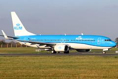 PH-BXA_01 (GH@BHD) Tags: phbxa boeing 737 737800 b737 b738 738 kl klm royaldutchairlines dub eidw dublinairport dublininternationalairport dublin airliner aircraft aviation