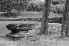 . (just.Luc) Tags: fiesole toskana toscane toscana tuscany italië italy italia italie italien europa europe roman antiquité oudheid archeologic archéologique archeologisch bn nb zw monochroom monotone monochrome bw romeins romain