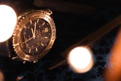 Golden light (Victor Clerino) Tags: whatch watches breitling golden goldenlight packshot closeup macro