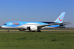 TUI Airlines Nederland  Boeing 787-8 Dreamliner PH-TFM (widebodies) Tags: amsterdam ams eham widebody widebodies plane aircraft flughafen airport flugzeug flugzeugbilder tui airlines nederland boeing 7878 dreamliner phtfm