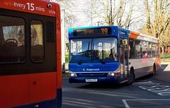 34620 PX04HTZ (PD3.) Tags: 34620 px04htz px04 htx dennis dart plaxton transbus havant bus buses psv pcv hampshire hants england uk portsmouth stagecoach