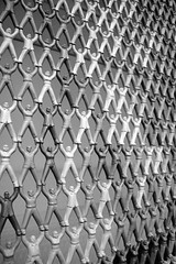 Monochrome Figures (JB by the Sea) Tags: paloalto stanforduniversity stanford california november2017 cantorcenterforvisualarts dohosuh blackandwhite bw
