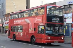 AL VLA131 @ Hainault Street, Ilford (ianjpoole) Tags: arriva london volvo b7tl alexander alx400 lj05gmf vla131 working route 128 romford train station claybury broadway