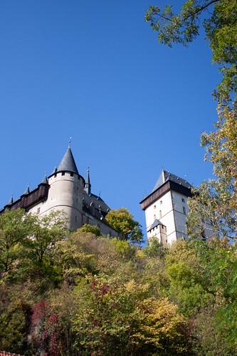Karlštejn Castle (Exterior I)