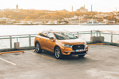 DS 7 Crossback (WeekendPlayer) Tags: crossback ds ds7 car vehicle suv crossover opera outside sun morning sunset city sea seaside istanbul turkey tr luxury galata tower