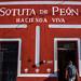 2018 - Mexico - Hacienda Sotuta de Peón - Ticket Office