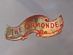 165 Ormonde Badge - History (1900-04) (robertknight16) Tags: ormonde british 1900s motorbike motorcyle bike haynes badge badges automobilia