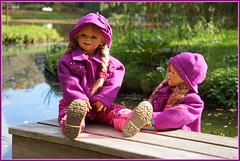 Der Tag am See ... (Kindergartenkinder 2018) Tags: schloss arcen kindergartenkinder tivi annemoni