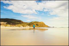 Sandfly Bay (XT2&5D4) Tags: beach southisland newzealand 5dmark4 2470mm