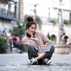 Portrait of MUSKY Geum Joo (JOON JO) Tags: 머스키 musky kpop kpopfans dancemusic pop 걸그룹 geumjoo edm photo street magazine streetfashion fashion style cinema portrait autom cute photograpy banahills fuji fujifilm squareformatphotos beautiful 귀여운 예쁜