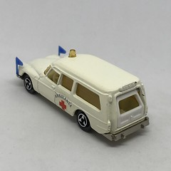 Majorette France - 200 Series - Number 206 - Citroen DS21 Ambulance - Miniature Diecast Metal Scale Model Emergency Services Vehicle (firehouse.ie) Tags: coche citroen car krankenwagen ambulancia ambulances ambulance ds21 majorette