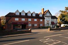 DSC_2173 Elmhurst Hotel (PeaTJay) Tags: nikond300s england uk berkshire reading earley outdoors architecture buildings pubs bars inn inns hotel hotels