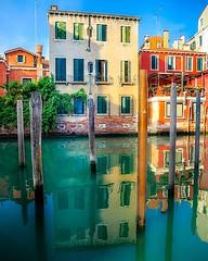"""📷LANDSCAPE📷 Città: #venezia  🔸🔸🔸 Progetto: """"Fotogrammi in cammino"""" ◼ Riflessi veneziani (Jesterlock Photography) Tags: ifttt instagram 📷landscape📷 città venezia 🔸🔸🔸 progetto fotogrammiincammino ◼ riflessi veneziani"""
