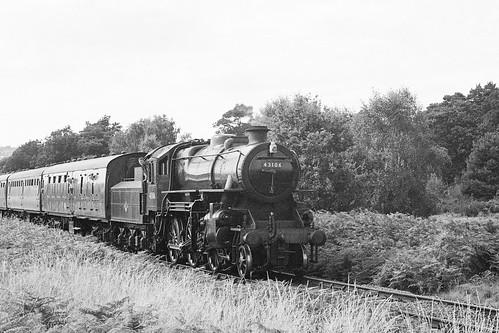 43106 heading towards Eardington