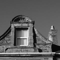 attic (bejem) Tags: window attic 1891 victorian wellingborough 2churchst ironstone brick chimneys apartment offices