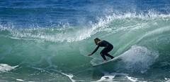 fullsizeoutput_51af (supercrans100) Tags: salt creek calif beaches big waves surfing body bodyboarding skim boarding drop knee