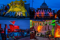 The Neon Museum (Las Vegas, Nevada) (@CarShowShooter) Tags: geo:lat=3617670819 geo:lon=11513515198 geotagged nevada unitedstates usa theneonmuseumlasvegas neonboneyard neonmuseum 18200 18200mm a6500 art artmuseum attraction beautiful bluehour businesssign casino casinosign cityoflasvegas clarkcounty clarkcountynevada clarkcountynv collection destination dusk exhibit gorgeous historicneonsigns historicsigns httpsenwikipediaorgwikineonmuseum httpswwwneonmuseumorg landmark lasvegas lasvegasattraction lasvegaslights lasvegasnv lasvegasphotography lasvegassigns lasvegasstrip lightprojectionexhibit lightedsign museum neon neonsign neonsignmuseum nevadatourism northgallery outdoorexhibition publicart sightseeing sign sony sonya6500 sonyalpha6500 sonye18200mmf3563oss sonymirrorless sonyα6500 theneonmuseum touristattraction travel travelblogphoto travelphotography vacation vacationphoto vegas