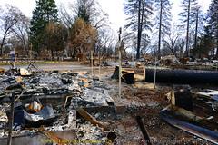 "5399S.LibbyRoad (DonBantumPhotography.com) Tags: landscapes paradise personallose paradisecaliforniacampfire crosses memorial ""donbantumphotographycom"" ""donbantumcom"" campfire victims tragedy"