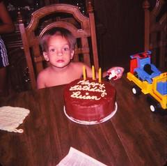 Brian's Third Birthday (Stabbur's Master) Tags: birthday birthdayparty birthdaypresents birthdaycake 1970s 1970sbirthdayparty thirdbirthdayparty 3rdbirthdayparty kidsbirthdayparty kidsbirthday childsbirthdayparty 1979birthdayparty