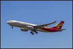 Hainan Airlines A330-200 out of Brisbane 019= (Sheba_Also 44,000+ photos) Tags: hainan airlines a330200 out brisbane 019