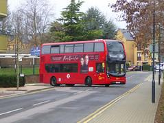 GAL EH178 - YY67URG - OSF - TUDWAY ROAD KIDBROOKE - SAT 19TH JAN 2019 (Bexleybus) Tags: go ahead goahead london tudway road kidbrooke village ferrier estate se3 tfl route 178 adl dennis enviro 400 mmc eh178 yy67urg