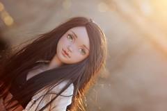 ☆ Sunset ☆ (Shimiro Doll Photography) Tags: bjd bjdphotography bjdfaceup bjdmakeup abjd cute kawaii style ootd photography fashion mode portrait tangirl doll dollphotography dolls youpladolls youpladollsziya ziya toyphotography nikon balljointeddoll