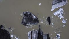 Dark ice (aerojad) Tags: hornafjörður easternregion iceland is dji mavic mavicpro dronephotography drone 2018 vacation travel wanderlust iceland2018 outdoors autumn glacier glaciers iceberg icebergs lookdown svínafellsjökull svínafellsjökullglacier