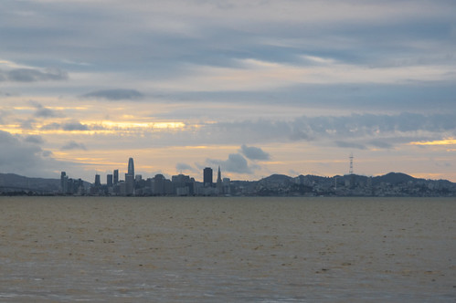 After the storm, San Francisco.