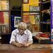 The Card Seller @ College Street | Kolkata