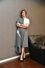 米倉涼子接受KKTV獨家專訪,分享拍攝甘苦2