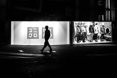 The Black Friday 2 (jeffclouet) Tags: paris france europe capital nikon nikkor d850 monochrome bnw pb nb bw blackandwhite city ville cuidad street rue calle urbain urban urbano downtown streetphotography streetview streetlife streetscene urbanlife urbanphotography urbanscene noiretblanc night nightshot walking ombres sombras shadows silhouette silueta people alone solo seul montparnasse friday black uniqlo lowkey