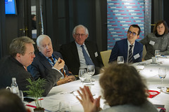 The 2018 Euro Summit (lisboncouncil) Tags: niels thygessen european fiscal board paul hofheinz alessandro leipold stéphanie lepczynski lisbon council boris cournède oecd brussels eu europe euro