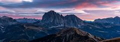 Val Gardena (PhiiiiiiiL) Tags: stcristinavalgardenastch bozen italien stcristinavalgardenastchristinaingroeden it sunset föhnfisch lenticular clouds secada south südtirol tyrol