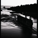 Dark waterfall (Kodak 400TX)