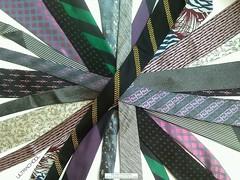 tie lot (Ultrachool) Tags: neckties patterns color colours