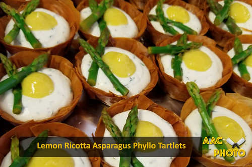 """Asparagus Phyllo Tarts • <a style=""""font-size:0.8em;"""" href=""""http://www.flickr.com/photos/159796538@N03/45065167295/"""" target=""""_blank"""">View on Flickr</a>"""