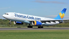 G-CHTZ (AnDyMHoLdEn) Tags: thomascook a330 egcc airport manchester 23l