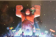 "Ralph Breaks the Internet Art in the Animation Building • <a style=""font-size:0.8em;"" href=""http://www.flickr.com/photos/28558260@N04/45106322964/"" target=""_blank"">View on Flickr</a>"