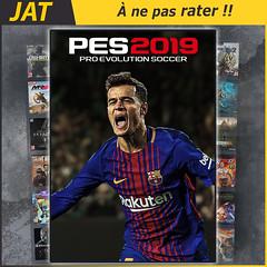 PES 2019 (jeu-a-telecharger) Tags: pes2019 football soccer messi ronaldo jat
