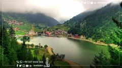 البحيرة الساحرة اوزنجول في طرابزون (امتلاك العقارية) Tags: trabzon turkey istanbul bursa realestate