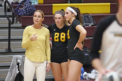 IMG_4288 (SJH Foto) Tags: girls high school volleyball garnet valley north allegheny state semifinals coach candid canon 200mm f28l lens