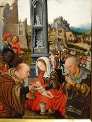 The adoration of the magi / Jan Jansz Mostaert (Beyond the grave) Tags: art adorationofthemagi jansjansmostaert mostaertjanjansz rijksmuseum amsterdam netherlands holland painting